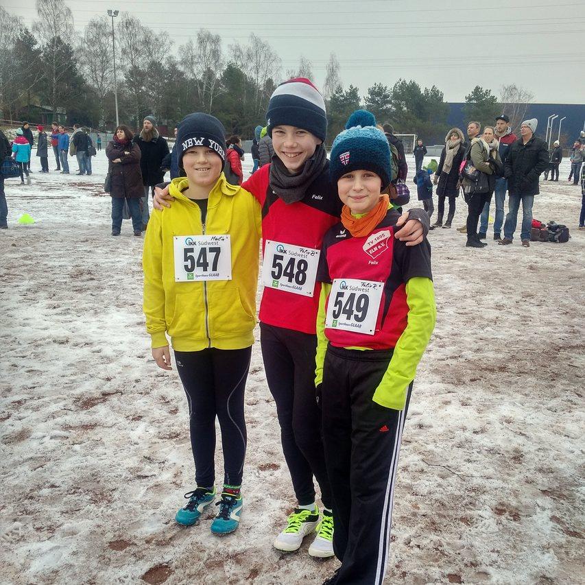 03.02.2019 LA Crossmeisterschaften 2019 Kreis Saarlouis/Merzig-Wadern