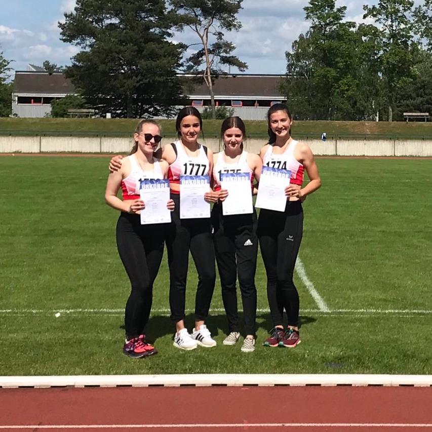 25.-26.05.2019 LA Saarländische Meisterschaften Aktive/U20/U18
