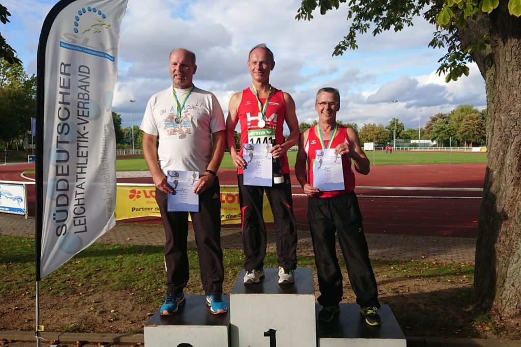 28.09.2019 LA Seniorenmehrkampfmeisterschaften in Nieder-Olm