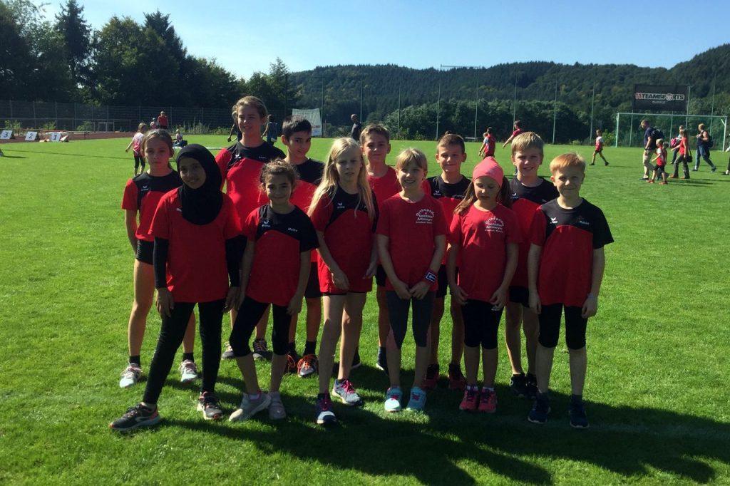 14.09.2019 LA Kreisliga-Kinderleichtathletik in Oppen