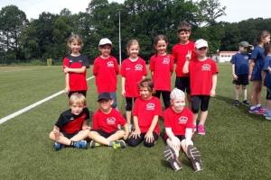 Kinderleichtathletik Wettkampf 2018 in Saarwellingen