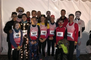 Halloweenlauf 2018 in Oppen