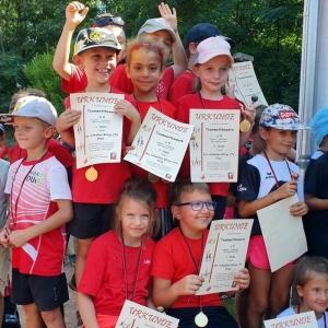 Kinderleichtathletik Wettkampf 2019 in Elm