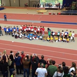 Kinderleichtathletik Saarlandfinale 2019
